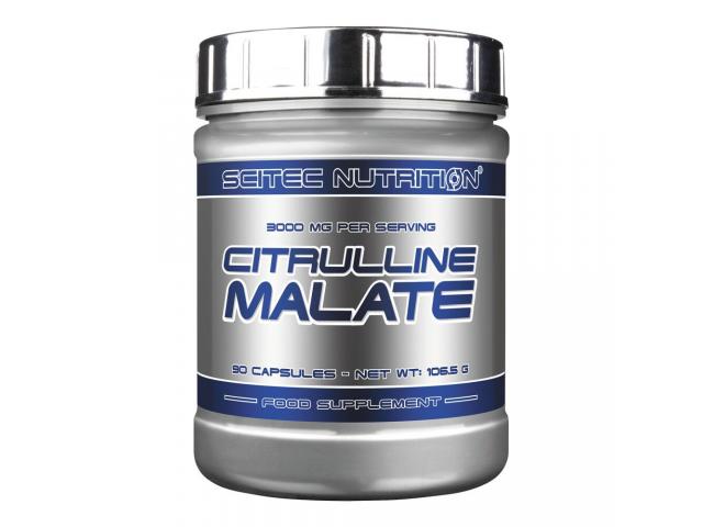 Citrulline malate Scitec Nutrition
