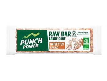 raw bar barre crue punch power