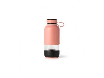 Bouteille Bottle Tog Go Lékué rose