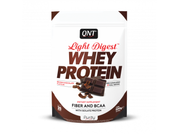 light digest whey protein QNT chocolat
