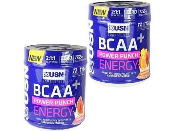 bcaa power punch energy