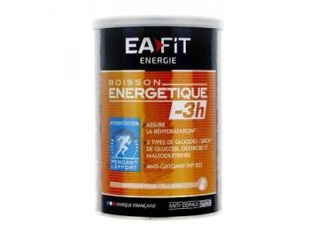boisson energetique eafit -3h Eafit
