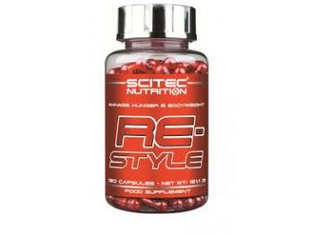 Re-style scitec nutrition bruleur
