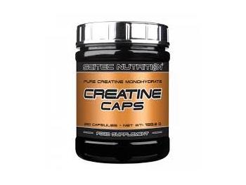 creatine caps scitec nutrition