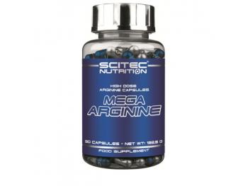 mega arginine scitec nutrition gélules
