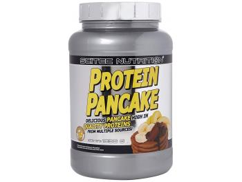 protein pancakes scitec nutrition chocolat banane