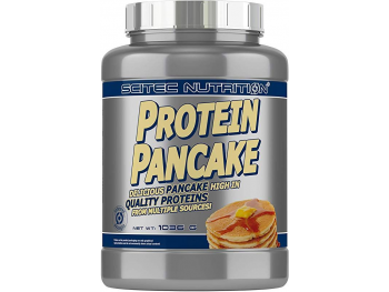 protein pancakes scitec nutrition nature