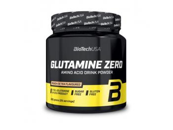 glutamine zero peche Biotech USA