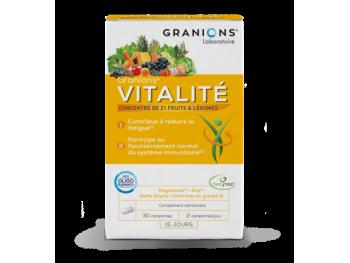 granions vitalité