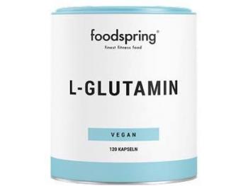 L-glutamine foodspring favorise récupération