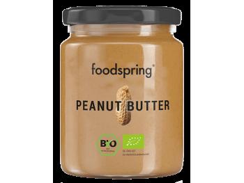 beurre de cacahuètes foodspring peanut butter