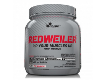 redweiler Olymp pre-workout
