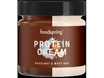 protein cream duo foodspring pate à tartinée protéinée