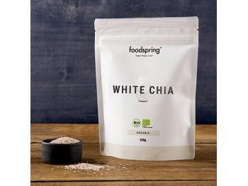graine de chia blanc foodspring  white chia