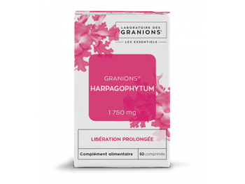 harpagophytum granions