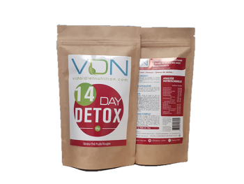 14 day detox VDN fruits rouges