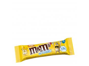 m&ms hi protein peanut