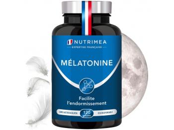 Melatonine Nutrimea sommeil réparateur