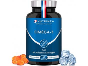 omega 3 nutrimea et krill