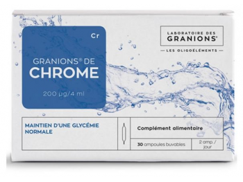 chrome de Granions