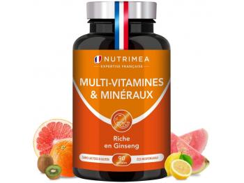 nutriméa multi vitamines et minéraux