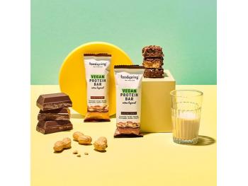 Foodspring barres protéinée vegan