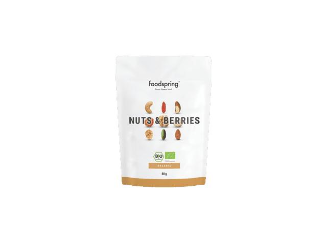 noix et baie Foodspring sans additif