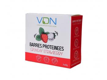barre protéinée vdn fraise