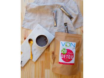 cure detox vdn saveur thé fruits rouges naturel
