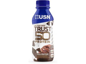 Milkshake protéiné USN trust 50 chocolat