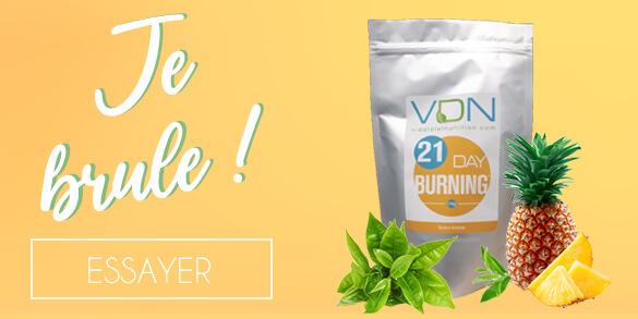 Cure pour brûler les graisses - Vidal Diet Nutrition