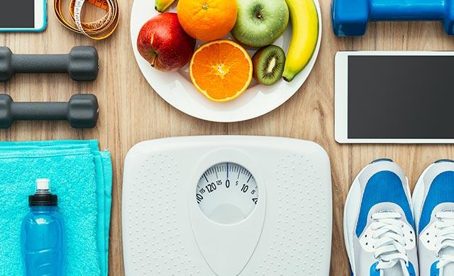 Pertes de poids, programme minceur