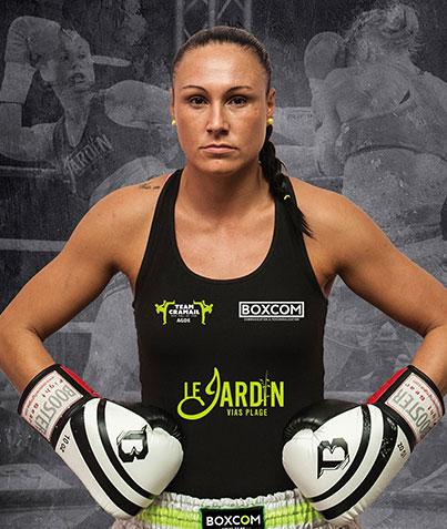 Aurelie Froment, Kick Boxing