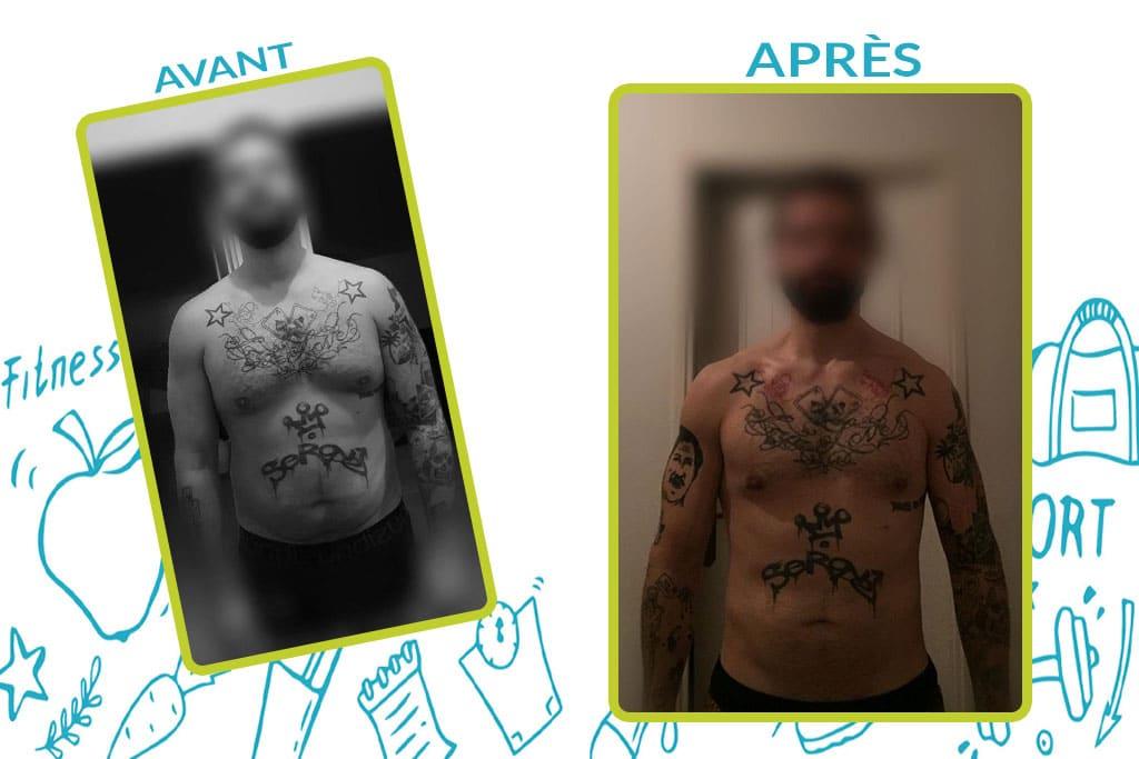 Transformation physique et musculation