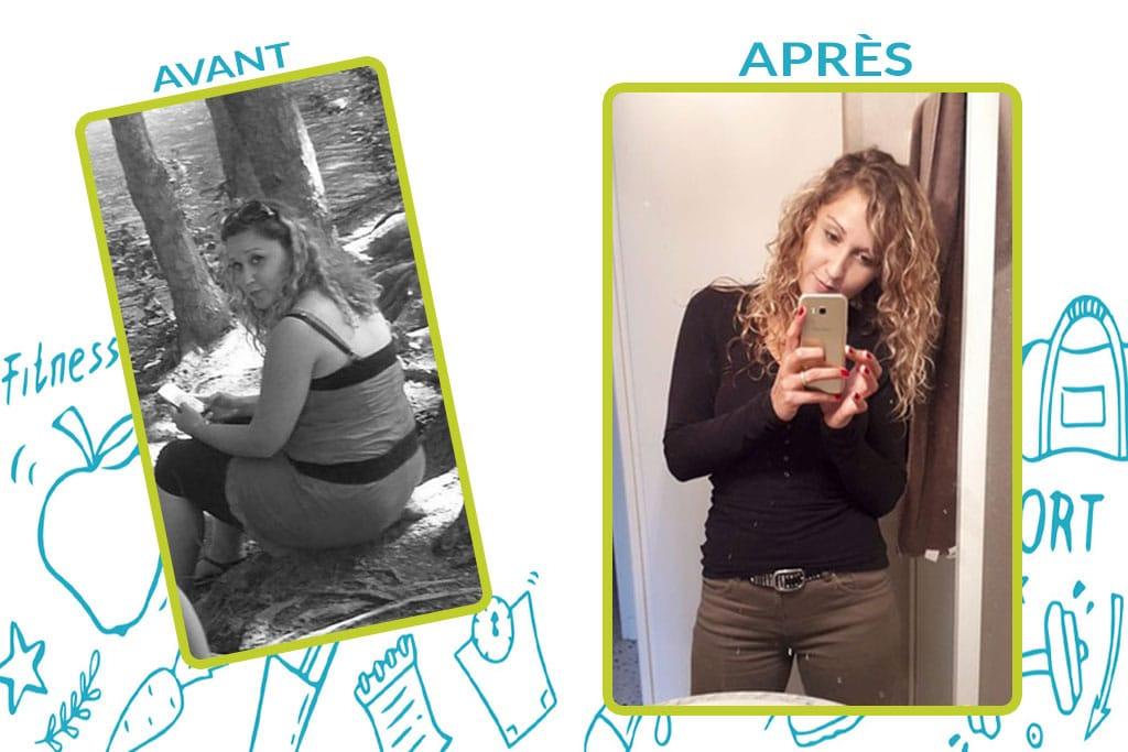 Yasmina perte de poids-methode VDN